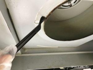 レンジフード掃除